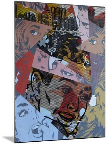Love Is Where-Dan Monteavaro-Mounted Giclee Print