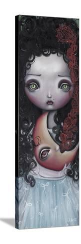 Moon Keeper-Abril Andrade-Stretched Canvas Print