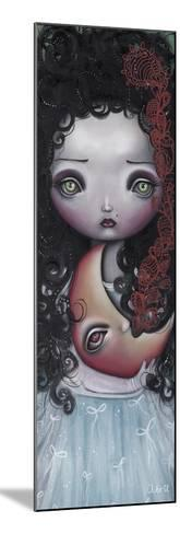 Moon Keeper-Abril Andrade-Mounted Giclee Print