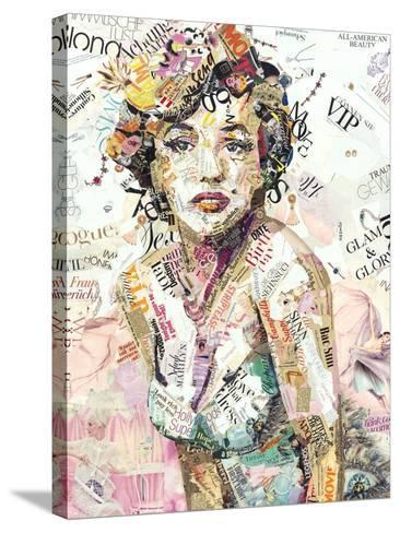 Glam & Glory-Ines Kouidis-Stretched Canvas Print
