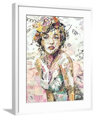 Glam & Glory-Ines Kouidis-Framed Art Print