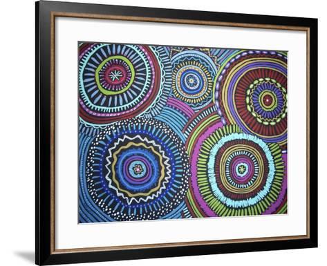 Round Robin-Karla Gerard-Framed Art Print