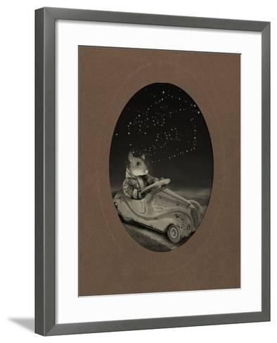 Mice Series #5-J Hovenstine Studios-Framed Art Print