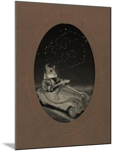 Mice Series #5-J Hovenstine Studios-Mounted Giclee Print
