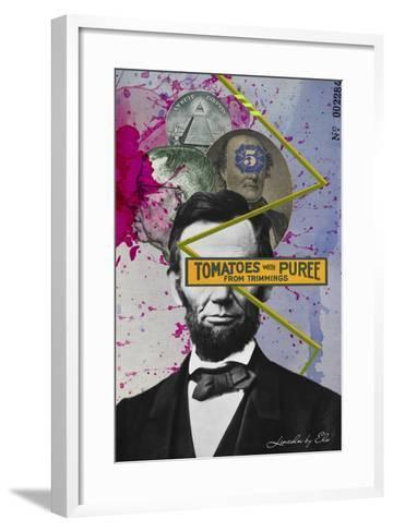 Lincoln-Elo Marc-Framed Art Print