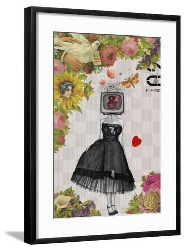 Candy Girl-Elo Marc-Framed Art Print