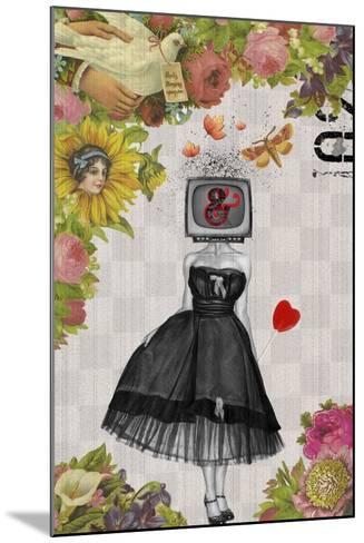 Candy Girl-Elo Marc-Mounted Giclee Print
