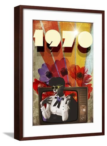 1970-Elo Marc-Framed Art Print