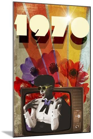 1970-Elo Marc-Mounted Giclee Print
