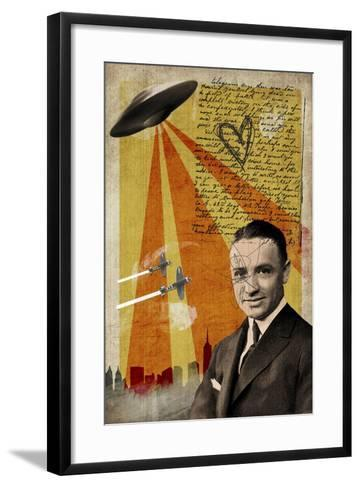 Abducted-Elo Marc-Framed Art Print