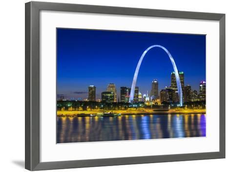 Gateway Horizontal-Galloimages Online-Framed Art Print