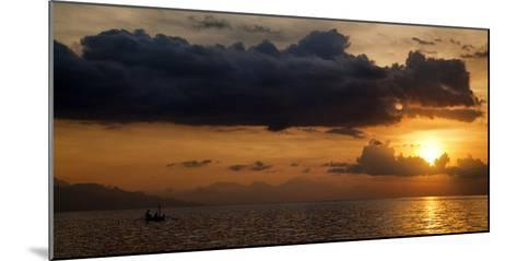Panorama Sunset No 1-Istv?n Nagy-Mounted Photographic Print