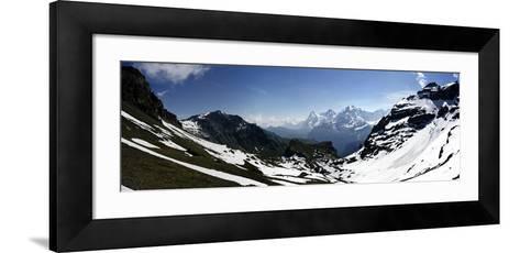 Panorama Switzerland-Istv?n Nagy-Framed Art Print