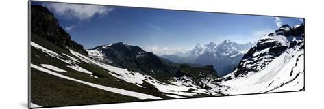 Panorama Switzerland-Istv?n Nagy-Mounted Photographic Print