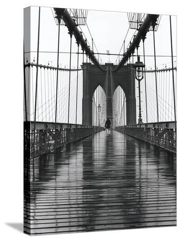 Bridge-Chris Bliss-Stretched Canvas Print