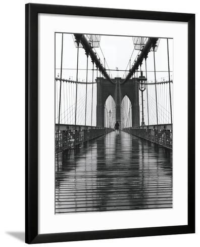 Bridge-Chris Bliss-Framed Art Print