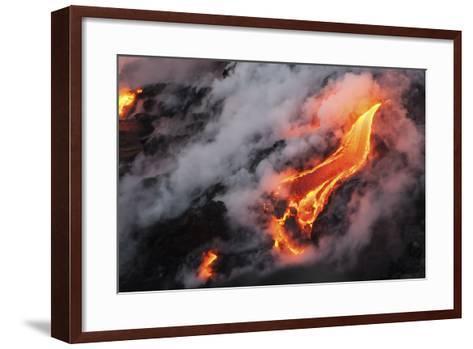 Dragon?s Tongue-Chris Moyer-Framed Art Print
