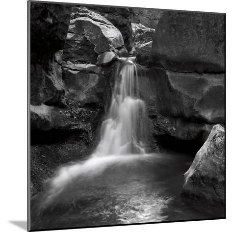 Silent Stream BW-Istv?n Nagy-Mounted Photographic Print