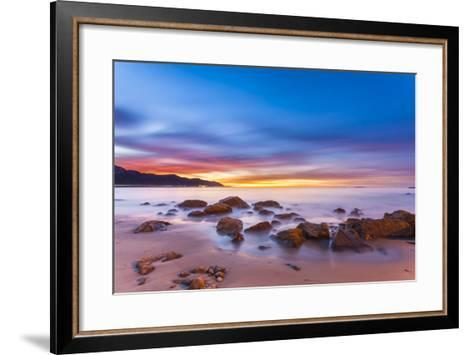 Mussel Shoals Morning-Chris Moyer-Framed Art Print