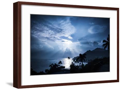 Angelic-Cameron Brooks-Framed Art Print