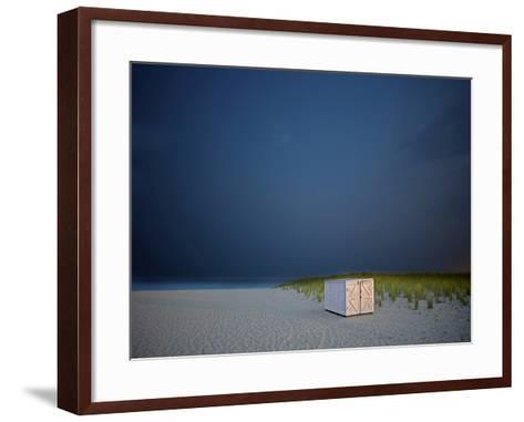 Puzzle Box-Geoffrey Ansel Agrons-Framed Art Print
