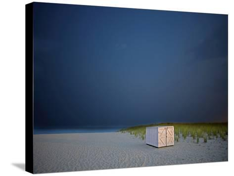 Puzzle Box-Geoffrey Ansel Agrons-Stretched Canvas Print