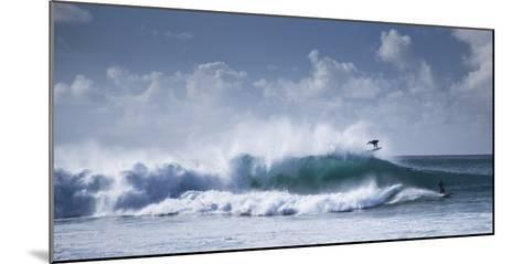 Pipeline Surfer-Cameron Brooks-Mounted Photographic Print