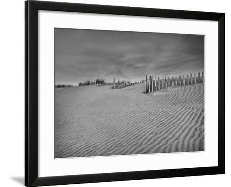 Anglesea Moire II-Geoffrey Ansel Agrons-Framed Art Print