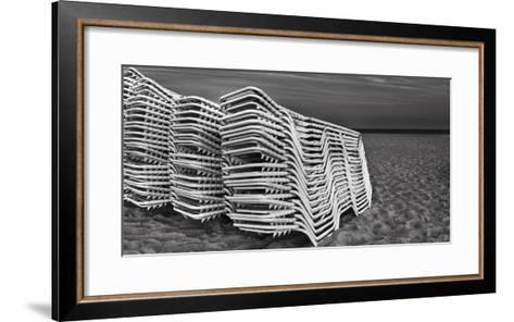 Great Whites-Geoffrey Ansel Agrons-Framed Art Print