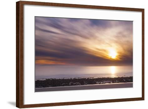 The Sun's Rage-Chris Moyer-Framed Art Print
