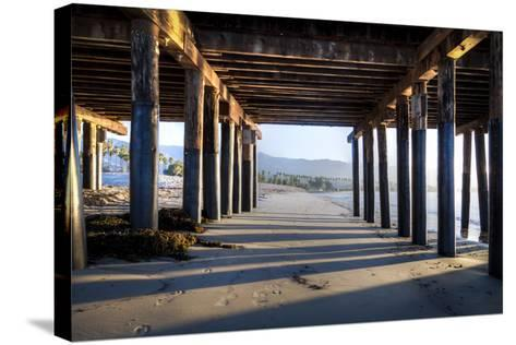 Under Stears-Chris Moyer-Stretched Canvas Print