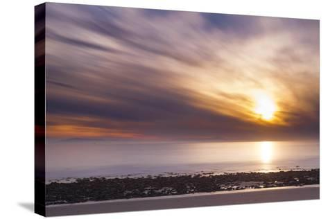 The Sun's Rage-Chris Moyer-Stretched Canvas Print