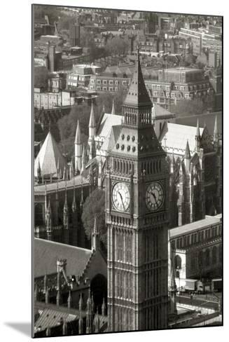 Big Ben View II-Chris Bliss-Mounted Photographic Print