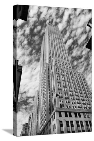 Empire State 3-Chris Bliss-Stretched Canvas Print