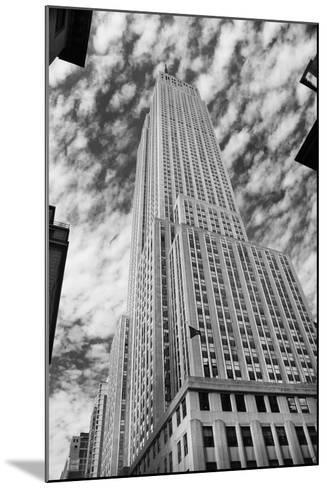 Empire State 3-Chris Bliss-Mounted Photographic Print