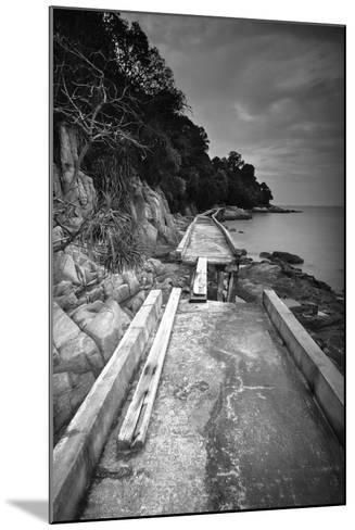 Fragmented-Michael de Guzman-Mounted Photographic Print