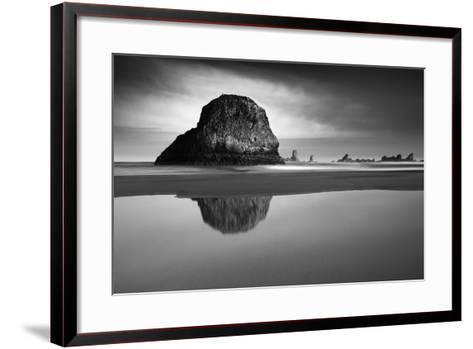 Cannon Beach 1-Moises Levy-Framed Art Print