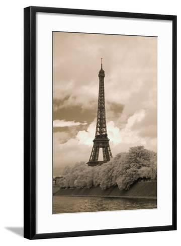 Eiffel Tower #6, Paris, France 07-Monte Nagler-Framed Art Print