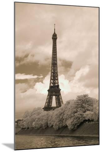 Eiffel Tower #6, Paris, France 07-Monte Nagler-Mounted Photographic Print