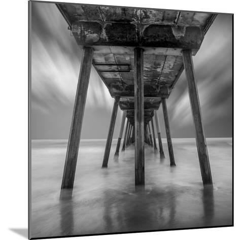 Muelle Triangular Flat-Moises Levy-Mounted Photographic Print