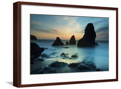 Rodeo Beach I-Moises Levy-Framed Art Print
