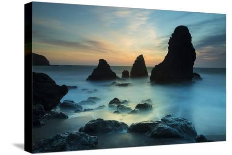Rodeo Beach I-Moises Levy-Stretched Canvas Print
