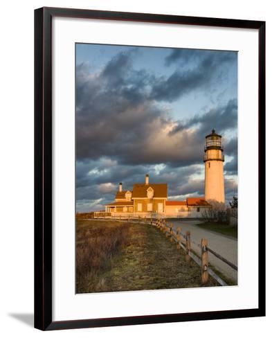 Windy Point-Michael Blanchette Photography-Framed Art Print