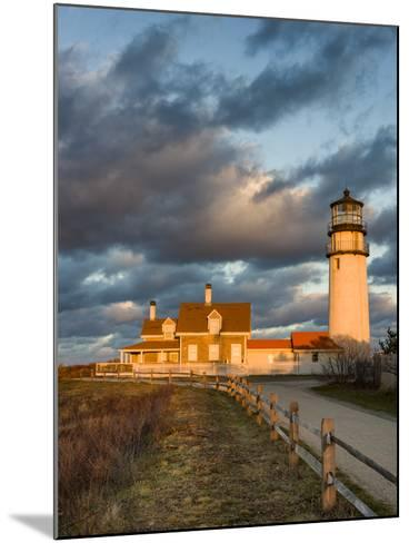 Windy Point-Michael Blanchette Photography-Mounted Photographic Print