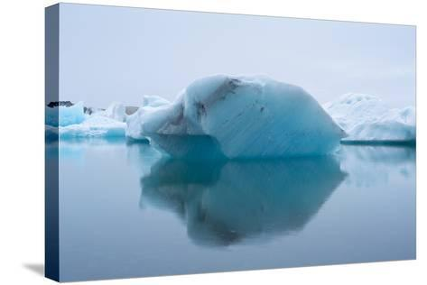 Iceberg 1-Moises Levy-Stretched Canvas Print