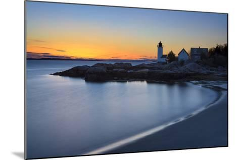 Light On The Point-Michael Blanchette Photography-Mounted Photographic Print