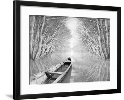 Welcome-Moises Levy-Framed Art Print