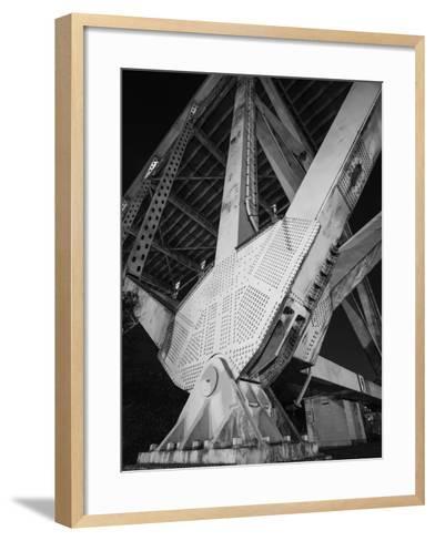 Industrial City 4-Moises Levy-Framed Art Print