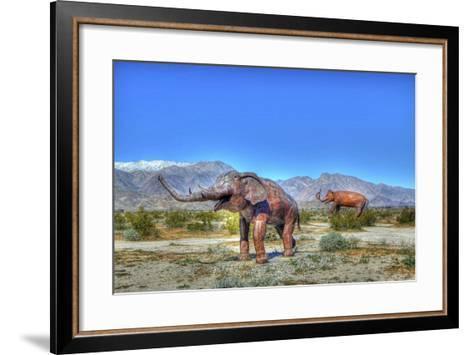 Transportation-Robert Kaler-Framed Art Print