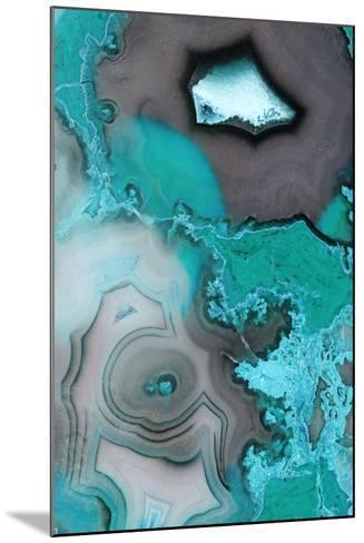 Turquoise--Mounted Premium Photographic Print
